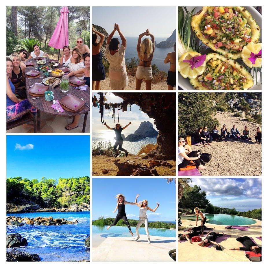 Prijslijst Yoga Vakantie Ibiza